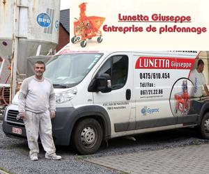 Giuseppe Lunetta - Plafonnage